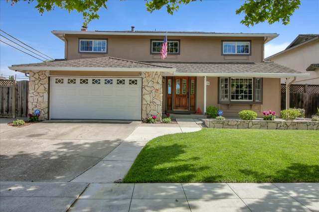 714 Calero Ave, San Jose, CA 95123 (#ML81795140) :: Intero Real Estate