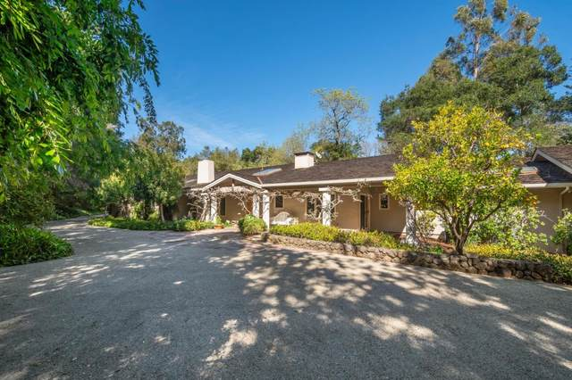 358 Walsh Rd, Atherton, CA 94027 (#ML81795169) :: The Sean Cooper Real Estate Group