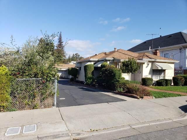 1624 C St, Hayward, CA 94541 (#ML81795197) :: Strock Real Estate