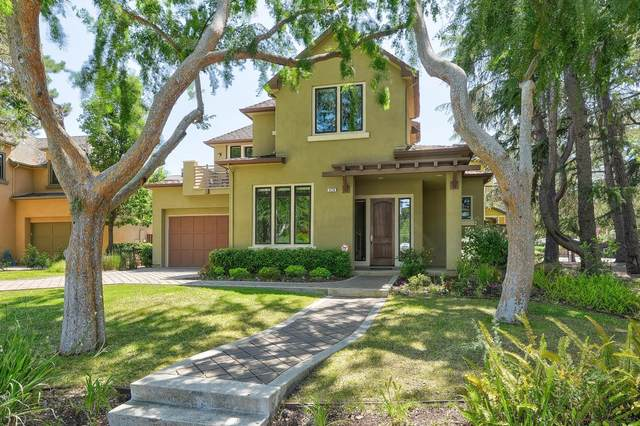 4216 Wilkie Way, Palo Alto, CA 94306 (#ML81795238) :: The Sean Cooper Real Estate Group
