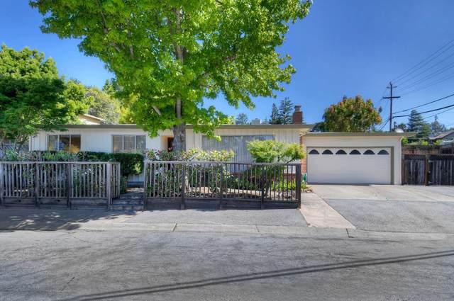 2608 Cipriani Blvd, Belmont, CA 94002 (#ML81795254) :: Strock Real Estate