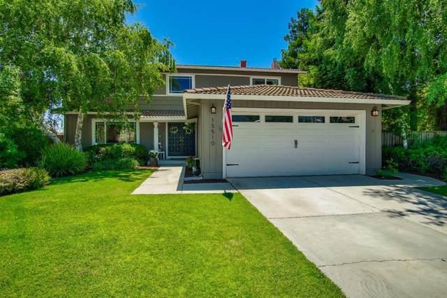15510 La Honda Sur, Morgan Hill, CA 95037 (#ML81795264) :: Strock Real Estate