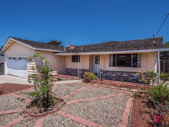 3900 Reposa Ave, Santa Cruz, CA 95062 (#ML81795275) :: Schneider Estates