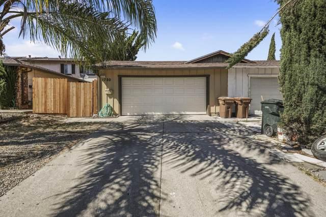 1720 Magnolia Way, Antioch, CA 94509 (#ML81795311) :: Strock Real Estate