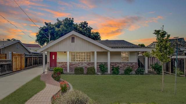 1047 Shamrock Dr, Campbell, CA 95008 (#ML81795333) :: Strock Real Estate