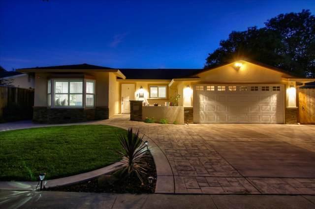 5121 Poston Dr, San Jose, CA 95136 (#ML81795349) :: The Kulda Real Estate Group