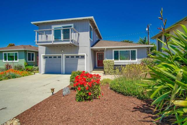 122 Merced Ave, Santa Cruz, CA 95060 (#ML81795381) :: Strock Real Estate
