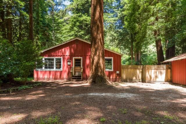 203 Redwood Ave, Pescadero, CA 94060 (#ML81795391) :: Intero Real Estate