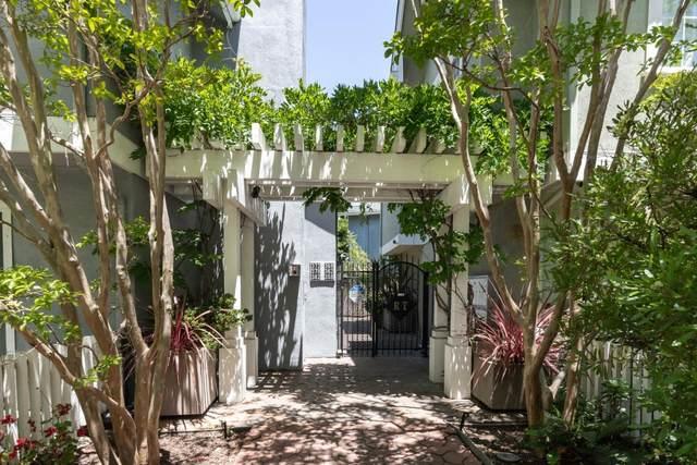358 N El Camino Real 13, San Mateo, CA 94401 (#ML81795412) :: Intero Real Estate