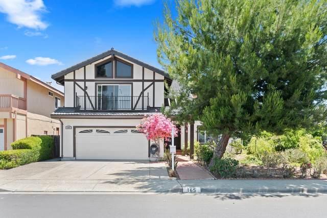 165 Beach Park Blvd, Foster City, CA 94404 (#ML81795415) :: Intero Real Estate