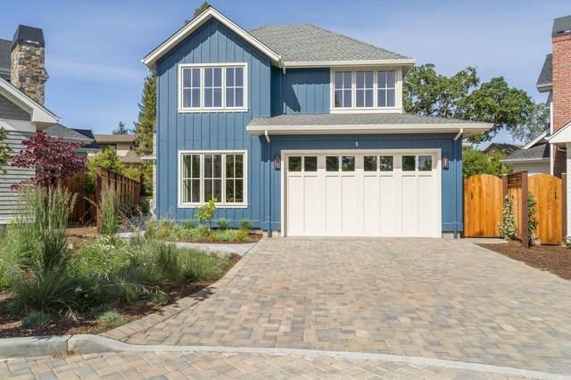 5 Ariana Ln, Redwood City, CA 94061 (#ML81795418) :: Intero Real Estate