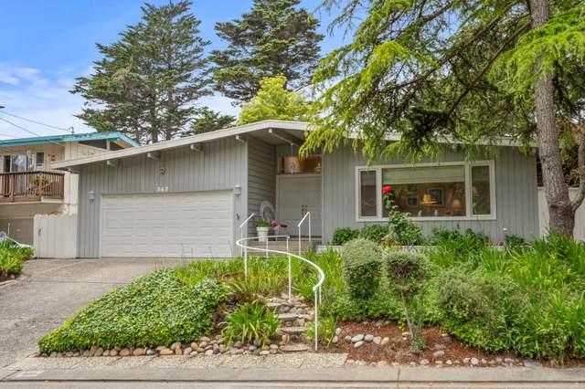 347 Los Altos Dr, Aptos, CA 95003 (#ML81795452) :: RE/MAX Real Estate Services