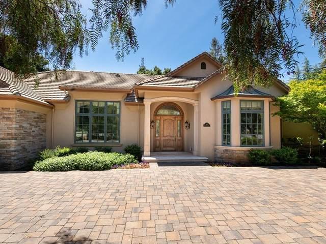 186 Covington Rd, Los Altos, CA 94024 (#ML81795459) :: Strock Real Estate