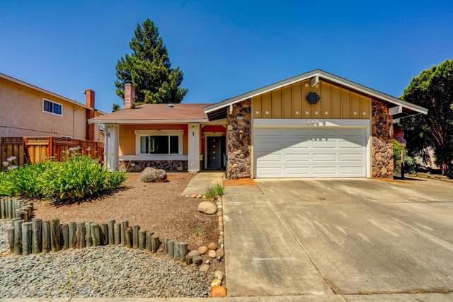 38395 Burdette St, Fremont, CA 94536 (#ML81795509) :: RE/MAX Real Estate Services