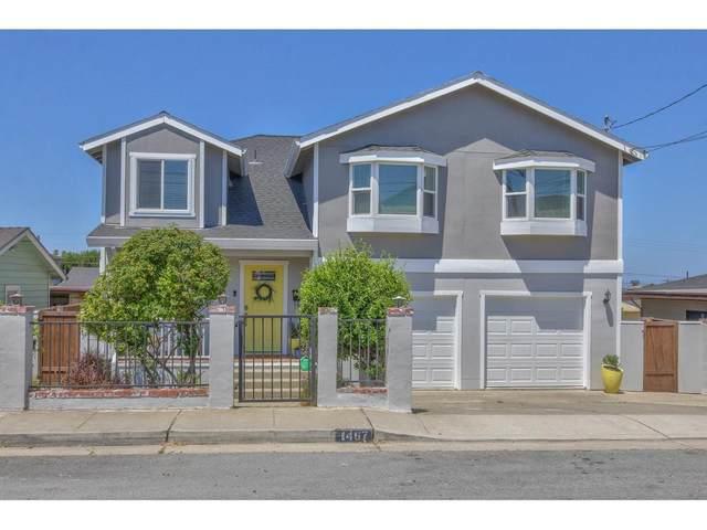 1467 Judson St, Seaside, CA 93955 (#ML81795510) :: Alex Brant Properties