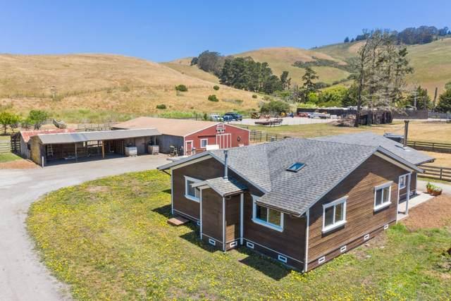 502 North St, Pescadero, CA 94060 (#ML81795546) :: Strock Real Estate