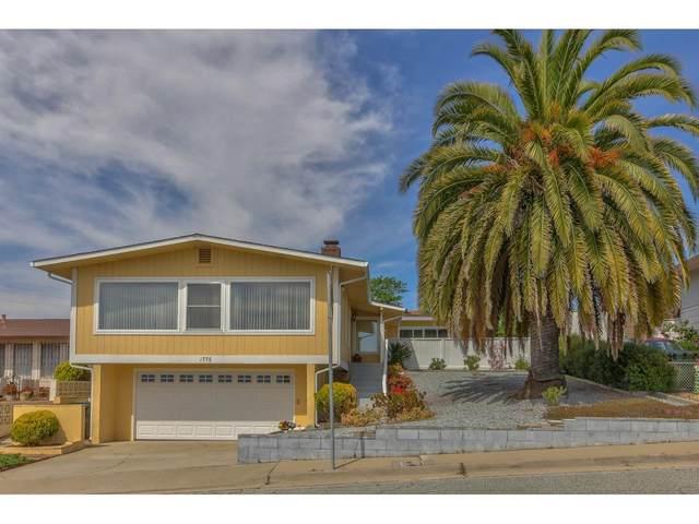 1776 Mescal St, Seaside, CA 93955 (#ML81795547) :: Alex Brant Properties