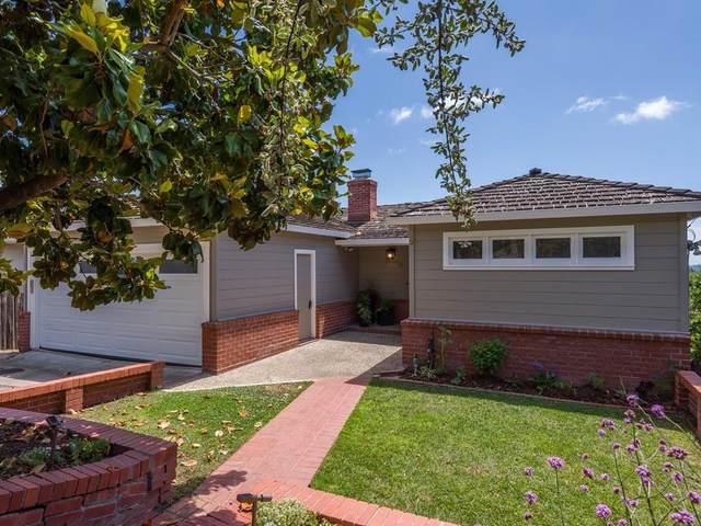 907 Sunset Dr, San Carlos, CA 94070 (#ML81795558) :: The Gilmartin Group