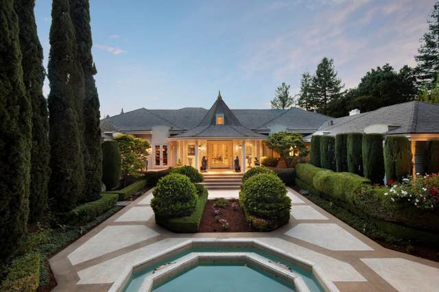 97 Ridge View Dr, Atherton, CA 94027 (#ML81795653) :: The Sean Cooper Real Estate Group