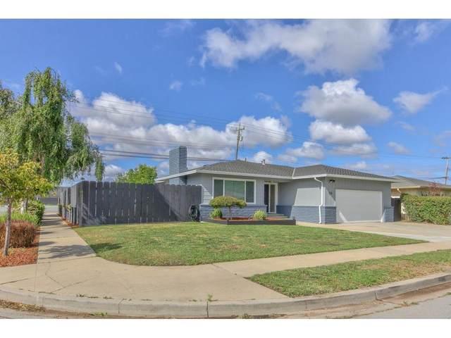536 La Mesa Dr, Salinas, CA 93901 (#ML81795670) :: Alex Brant Properties