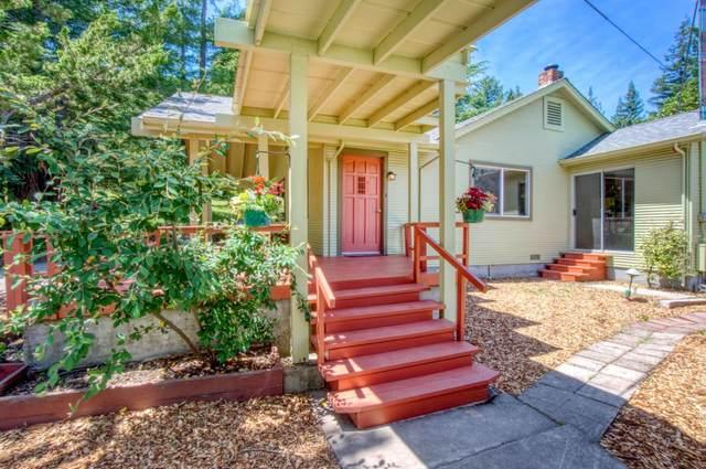 196 Branciforte Rdg, Santa Cruz, CA 95065 (#ML81795675) :: Alex Brant Properties