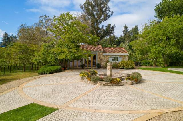 371 Browns Valley Rd, Corralitos, CA 95076 (#ML81795722) :: Robert Balina | Synergize Realty