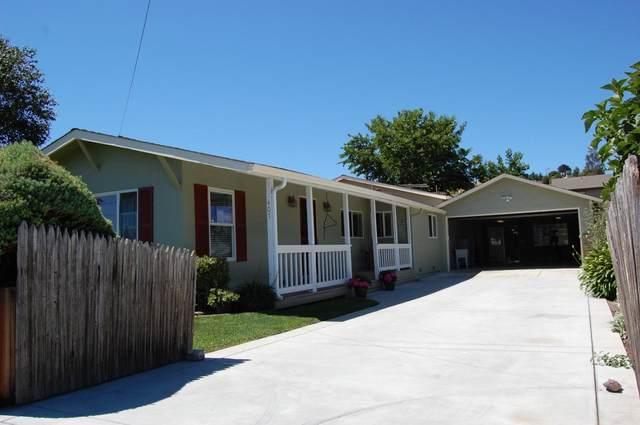 407 Fifth St, San Juan Bautista, CA 95045 (#ML81795990) :: Alex Brant Properties