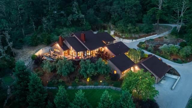 2562 Glen Canyon Rd, Santa Cruz, CA 95060 (#ML81796033) :: Strock Real Estate