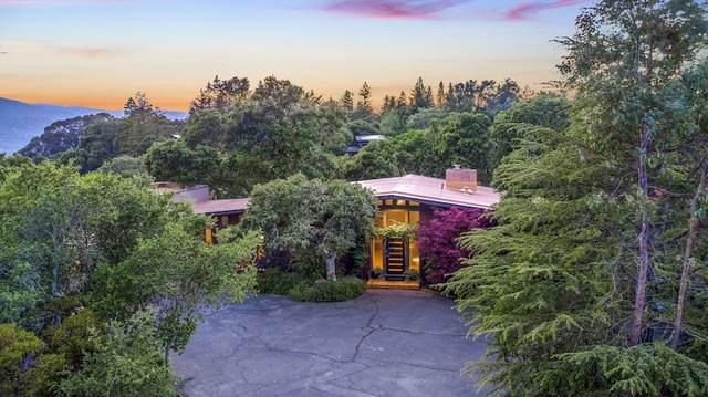 20 Holden Ct, Portola Valley, CA 94028 (#ML81796066) :: Alex Brant Properties