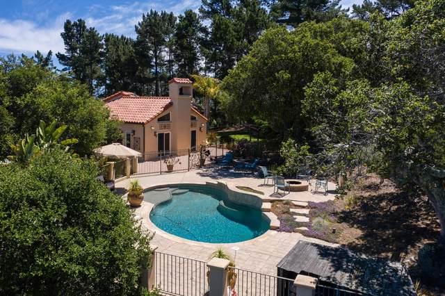 25300 El Camino Nuevo, Monterey, CA 93940 (#ML81796091) :: Strock Real Estate