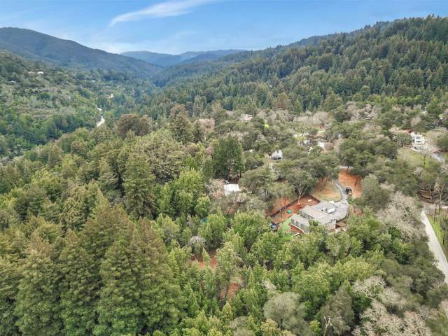 0 Idylwild, Los Gatos, CA 95033 (#ML81796140) :: The Sean Cooper Real Estate Group