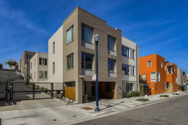 501 Hudson Ave 302, San Francisco, CA 94124 (#ML81796150) :: Strock Real Estate