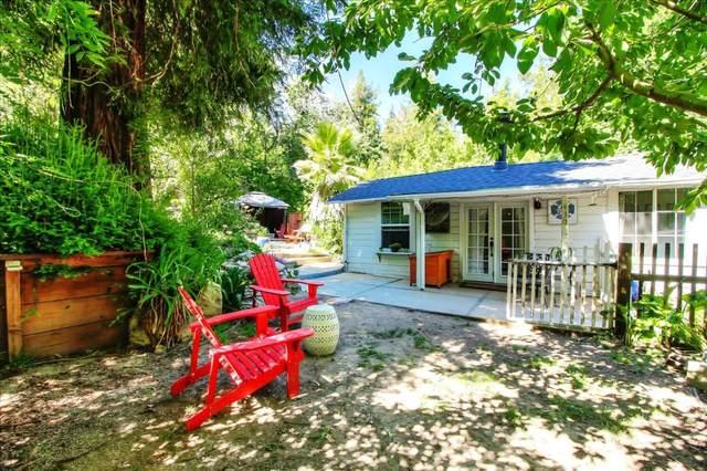 430 Creekside Way, Felton, CA 95018 (#ML81796152) :: Alex Brant Properties
