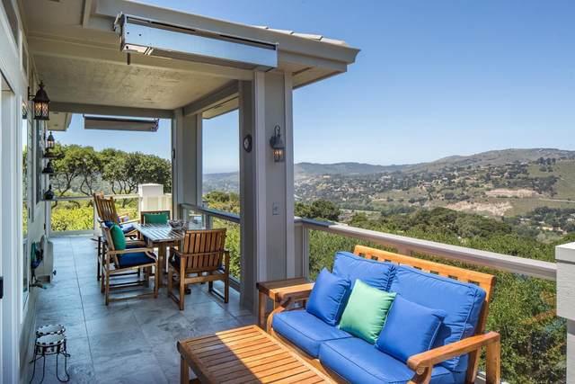 10657 Hillside Ln, Carmel Valley, CA 93923 (#ML81796203) :: The Sean Cooper Real Estate Group