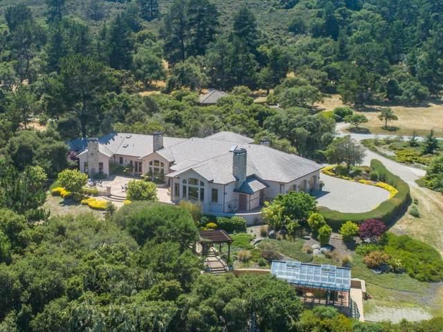 24255 Via Malpaso, Monterey, CA 93940 (#ML81796218) :: Strock Real Estate