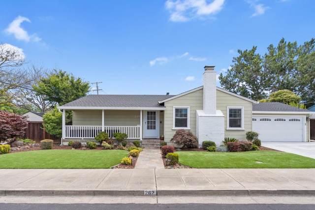 262 B St, Redwood City, CA 94063 (#ML81796263) :: Strock Real Estate