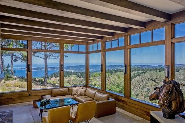 164 Corona Rd, Carmel, CA 93923 (#ML81796285) :: Alex Brant Properties