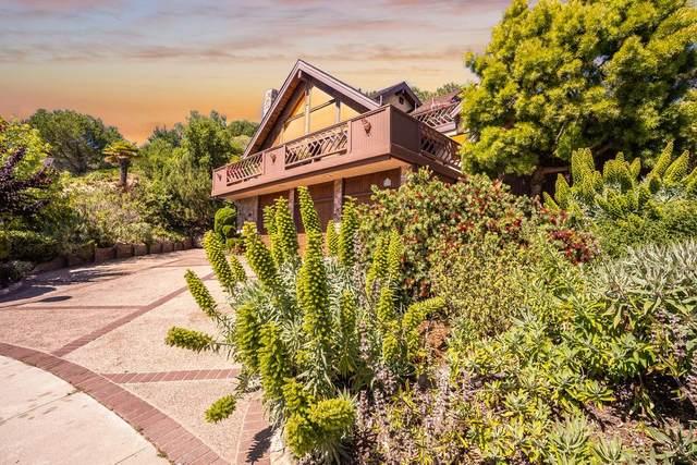 162 Lagunitas Ct, Aptos, CA 95003 (#ML81796426) :: Strock Real Estate