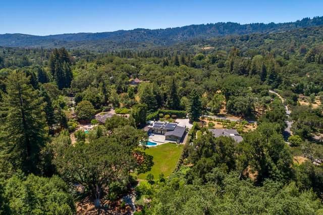 315 Grove Dr, Portola Valley, CA 94028 (#ML81796431) :: Alex Brant Properties