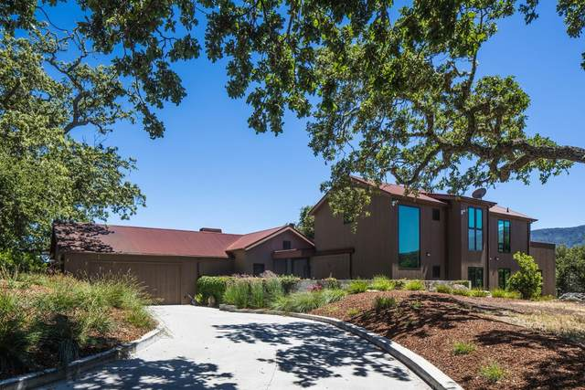 5 Red Tail Trce, Carmel, CA 93923 (#ML81796463) :: The Gilmartin Group