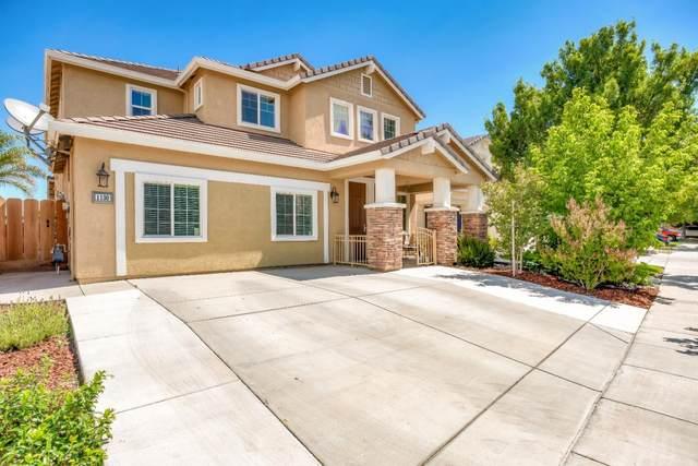 1130 Oatgrass Way, Los Banos, CA 93635 (#ML81796640) :: The Sean Cooper Real Estate Group