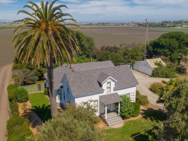 70 Monterey-Salinas Hwy, Salinas, CA 93908 (#ML81796720) :: The Realty Society
