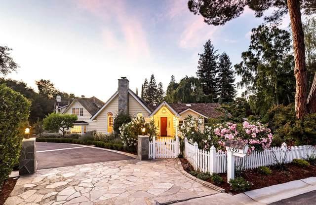 11491 Old Ranch Rd, Los Altos Hills, CA 94024 (#ML81796726) :: Intero Real Estate