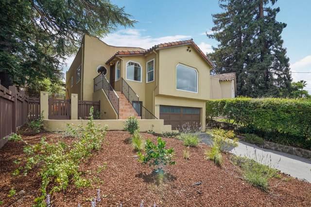 401 Quartz St, Redwood City, CA 94062 (#ML81796733) :: Strock Real Estate