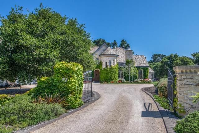 24253 Via Malpaso, Monterey, CA 93940 (#ML81796760) :: Strock Real Estate