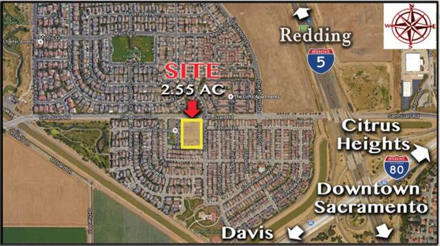 0 San Juan Run, Sacramento, CA 95833 (#ML81796786) :: Robert Balina | Synergize Realty