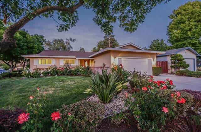 831 San Lucas Ct, Mountain View, CA 94043 (#ML81796811) :: The Goss Real Estate Group, Keller Williams Bay Area Estates