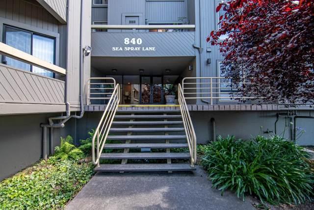 840 Sea Spray Ln 316, Foster City, CA 94404 (#ML81796896) :: The Sean Cooper Real Estate Group