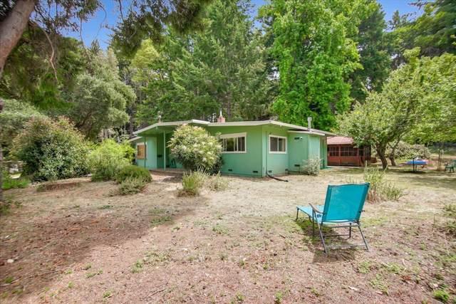 250 Stephens Ln, Ben Lomond, CA 95005 (#ML81796997) :: Alex Brant Properties