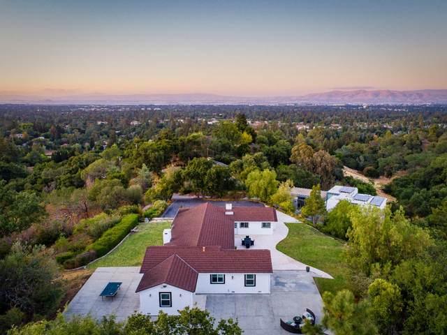 13010 E Sunset Dr, Los Altos Hills, CA 94022 (#ML81797036) :: Alex Brant Properties